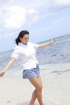 Ai Shinozaki (시노자키 아이,篠崎愛 ,しのざきあい) Fan Blog :: [2011.07] [YS Web] Ai Shinozaki - Vol.413 篠崎愛 『らぶたんと夏休み』(2nd week)