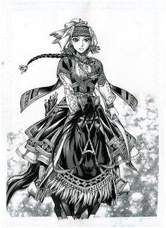 a bride's story manga   ... manga today over at mangafox called otoyomegatari young bride s story