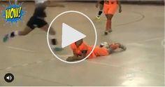 Men's football is too much violent. Better watch women's football.
