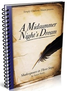 Shakespeare in Three Steps: A Midsummer Night's Dream Shakespeare Stories, Shakespeare Plays, Detail King, English Army, Three Witches, Twelfth Night, The Script, Charlotte Mason, Midsummer Nights Dream