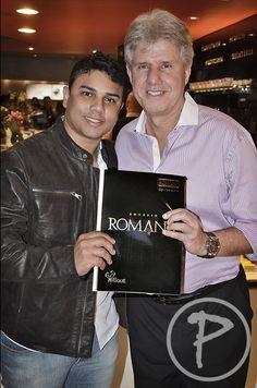 Roberto Medule e Cláudio Fernandes
