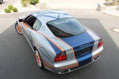 Rallye Maserati