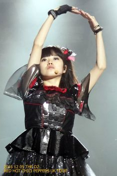 """BABYMETAL """"There was a guy who is doing a fan Hedoban on today's Letchry Live"""": BABYmatoMETAL"""