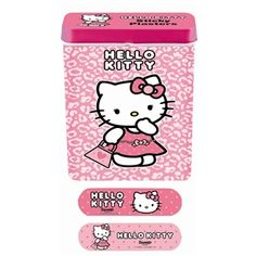 Hello Kitty band-aids. Apparently they come out with new designs so I need to buy these new ones.
