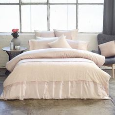 KOO Elite Vivien Quilt Cover Set Vivien