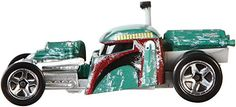 Hot Wheels Star Wars Character Car, Boba Fett. Shopswell | Shopping smarter together.™