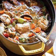 President Obama Stew (Chicken Casserole) From 'My Irish Table'