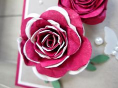 """Résultat de recherche d'images pour """"spiral flower die tutorial"""""""