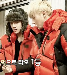 This is why I want Tao as my boyfriend and Sehun as my annoying friend-brother (GIF)