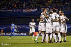 Goleada Juventus, Dinamo Zagabria non all'altezza - http://www.maidirecalcio.com/2016/09/28/juventus-dinamo-zagabria-champions-league.html