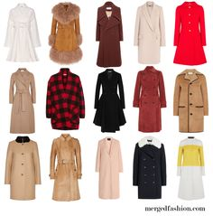 Winter Dreaming by Merged Fashion | My top picks for this season's winter coats ❄️