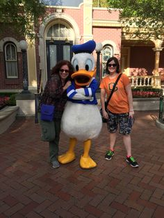 Sandra & Laura with Donald. 3-23-15