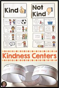 Top Ten Everyday Living Insurance Plan Misconceptions These Kindness Activities For Kids Are Perfect For Centers Or Stations During Your Classroom Character Education Lessons. Your Students Will Learn What Kindness Is And How To Show Kindness To Their Social Skills Activities, Counseling Activities, Activities For Kids, Career Counseling, Physical Activities, Teaching Kindness, Kindness Activities, Kindness Projects, Elementary School Counseling