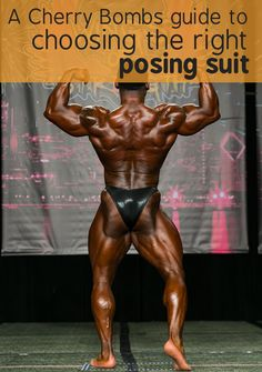 A quick guide to choosing the right posing suit from Cherry Bombs.