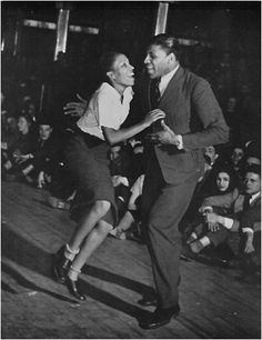 Savoy Ballroom, Harlem, New York 1939, Cornell Capa