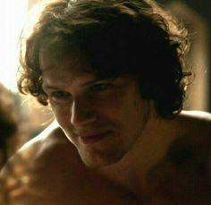 Outlander: Jamie (That smile!)