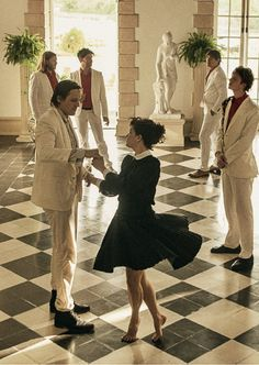 Arcade Fire- how happy it makes me that the main two singers are actually married to each other!