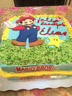 Pastel de Mario bros ⭐️