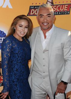 CONGRATS!: Cesar Millan and Jahira Dar are Engaged After 6 Years of Dating