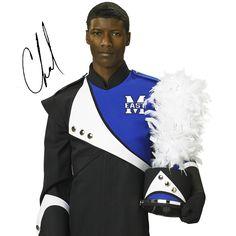 Chad Duggan Designs - Made-to-Order Uniforms - Marching Band - DeMoulin Marching Band Uniforms, Marching Bands, Uniform Design, Costume Design, The Twenties, Adidas Jacket, Park Ridge, Costumes, Maine