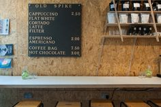 old spike roastery cafe peckham london england shoreditch coffee sprudge