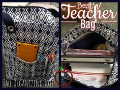 Show your teacher some love with the Tall Organizing Tote! #ThirtyOneGifts…