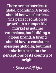 Law of Borders for brand strategy