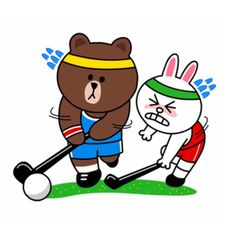 Brown & Cony Golf