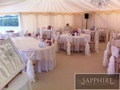 Wedding - Dressed Venue - By Vikki - At Sapphire Bespoke Events, 59 Poulton Road, Wallasey, Wirral