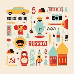 jorge vargas - touristis russian icons