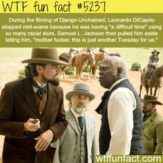 Samuel L. Jackson - Tell'in It, Like It Is!... ~WTF interesting fun facts