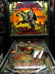 Black Knight (one of my old school favorites) Pinball Wizard, Pool Table, Soho, Brighton, Arcade, Old School, Console, Knight, Electric