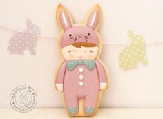 Easter bunny | Cookie Connection
