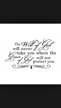 So true! Thanks God for your protection!
