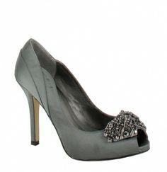 582cdba76486 Gorgeous new shoes by Menbur at JJ Kelly Bridal! Bling Wedding Shoes, Bridal  Shoes