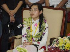 Cô gái vàng Vật lý giành học bổng công nghệ hàng đầu thế giới
