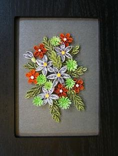 quilling by ada - Google Search