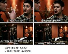 Team Free Will  5.13 The Song Remains the Same