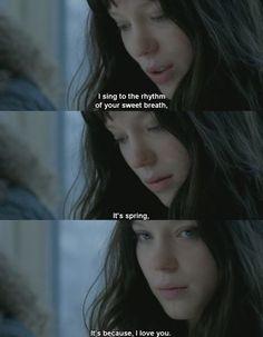 La Belle Personne. touching movie.
