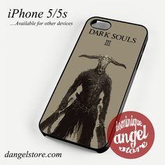 Dark Soul III The Monster Phone case for iPhone 4/4s/5/5c/5s/6/6s/6 plus