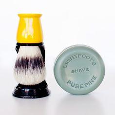 Pine Shave Creme Soap