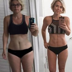 Find Out How This Woman Stopped Yo-Yo-ing on the Scale For Good - Weightloss - Before and After - Fitness Transformation Fitness Workouts, Easy Workouts, Fitness Tips, Workout Routines, Yoga Workouts, Yoga Routine, Workout Tips, Fitness Goals, Fit Girl Motivation