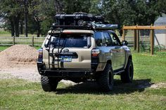 2010+ 4Runner (5th Gen) Overland Series Rear Bumper | C4 Fabrication #VWAmarokWallpaper Overland 4runner, 2010 4runner, Toyota 4runner, Vw Amarok, Suv Trucks, Toyota Land Cruiser, Volkswagen, Vehicles, Cars