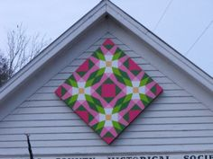 Barn Quilts and the American Quilt Trail - North Carolina