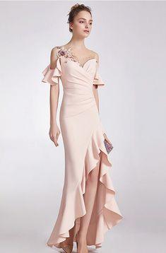 Special Dresses, Special Occasion Dresses, Formal Dresses, Pretty Prom Dresses, Plain Dress, Mom Dress, Vestido Casual, Western Dresses, Quinceanera Dresses