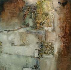 mixed media on panel 36x36 www.jeanemyers.com www.jeane-artit.blogspot.com