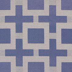 Satin Newham 4 - Baumwolle - Polyester - stahlblau