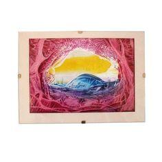 Modrá hora Painting & Drawing, Wax, Paintings, Drawings, Artwork, Work Of Art, Paint, Auguste Rodin Artwork, Painting Art