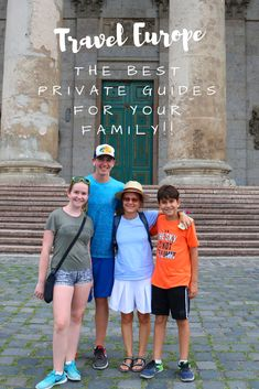 Private guides are fantastic when travelling Europe, especially if you're travelling with children or teens. These are the Best Private Guides in Europe! Travel With Kids, Family Travel, Travel General, Vacation Spots, Vacation Ideas, England Fashion, Italy Travel, Travel Europe, European Travel