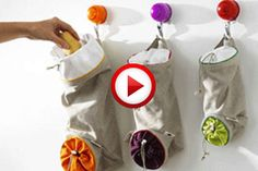 Food storage organizing tips Video #cooking, #kitchen, #food, #pinsland, #howto, https://apps.facebook.com/yangutu
